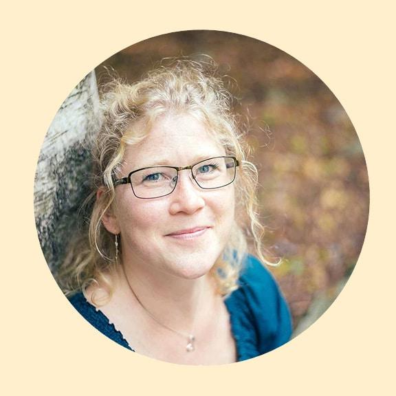 Miriam Sundlöf, internationell teacher in Soul & Heart Journey School. It's up to you!