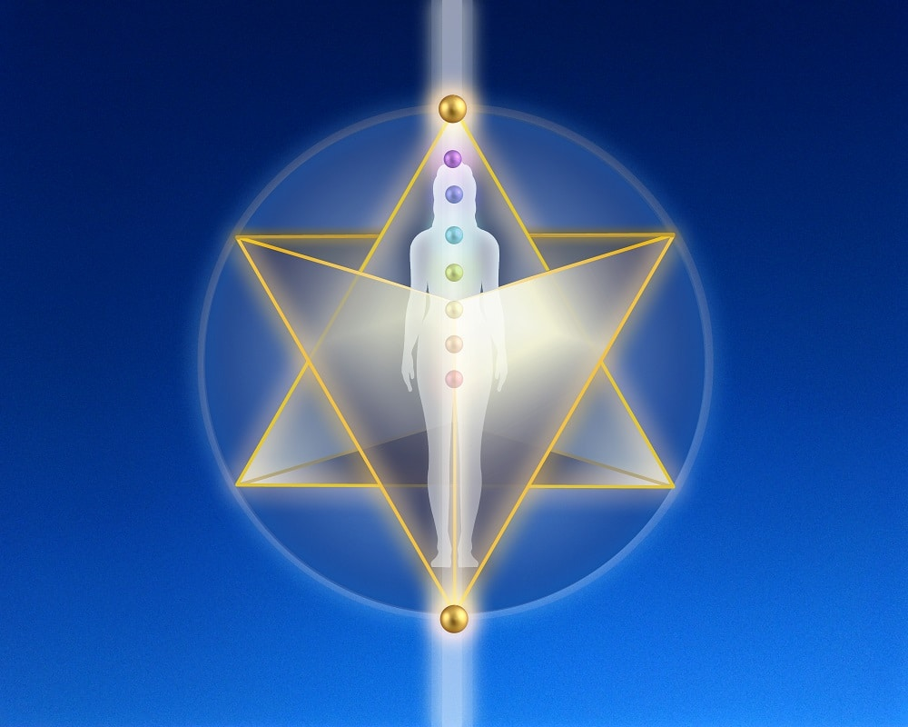 Activate your Merkaba and reach a higher consciusness